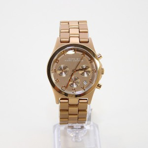 MARC by Marc Jacobs Gold Chronograph0-600x600